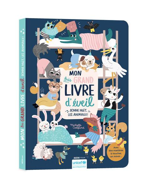 Bonne nuit les animaux le tres grand livre deveil BON NUIT ANIMO / 20PJME025LIB999
