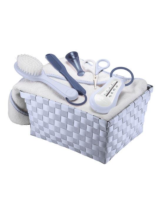 Corbeille de toilette bleue CORBEILLE DE TO / 16PSSO002AHY999