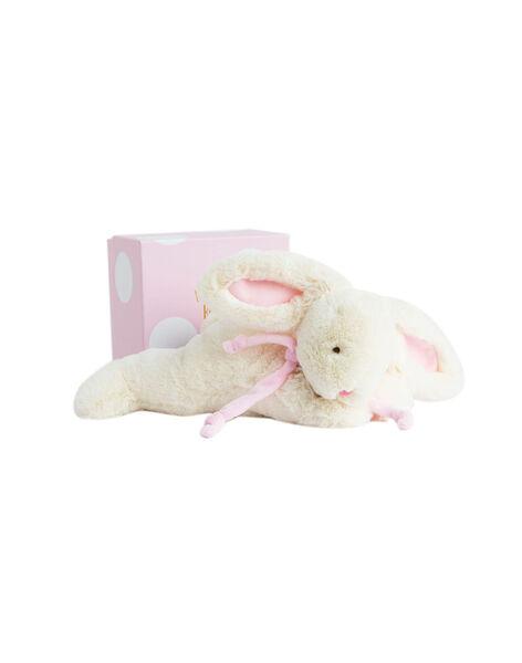 Doudou lapin bonbon rose 30 cm LAPIN BONBON RO / 09PJPE006PPE999