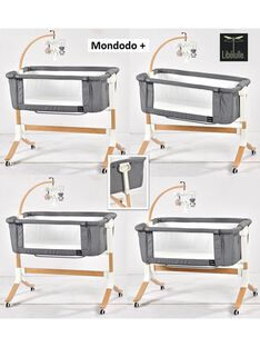 Berceau mondodo+ gris fonce MONDODO+ GFONCE / 20PCMB005BEC999