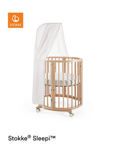 Voile de lit sleepi blanc VOILE SLEEPI BL / 20PCLT007ACL000