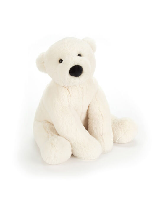 Ours polaire Perry Jellycat blanc 38 cm OUR PER POLA38 / 18PJPE012MPE000