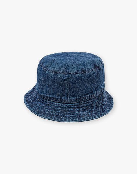 Chapeau garçon denim bleu  CHOPIN 21 / 21VU6111N84P270