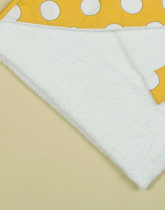 Pointe éponge vanille et miel mixte TIBEPONGE 19 / 19VQ6421N73114