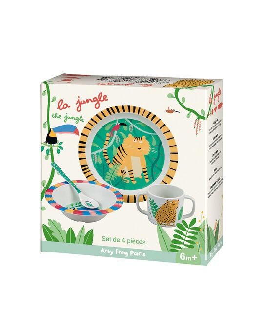 Coffret repas Jungle COFFRET JUNGLE / 14PRR2021VAI999