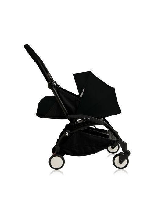 Nouveau Pack 0+ noir (nouveau-né) YOYO+0+PAC NOIR / 18PBPO009HAB090