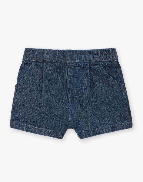Short denim bleu CAROLE 21 / 21VU1911N02P269