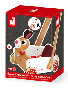 Chariot crazy rabbit CHARIOT CRAZY R / 17PJJO006GJO999