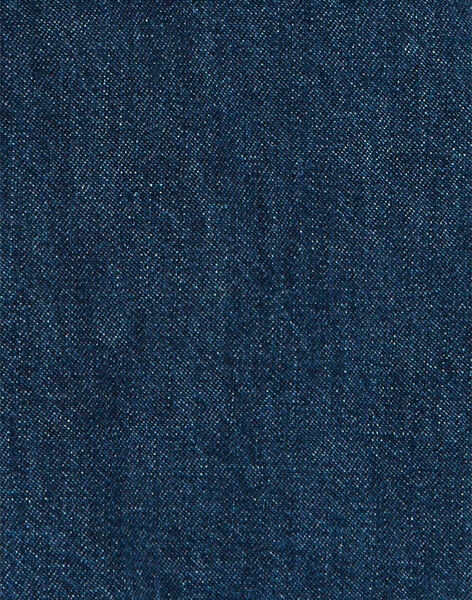 Robe à bretelles fille denim bleu  CHLOE 21 / 21VU1913N18P269