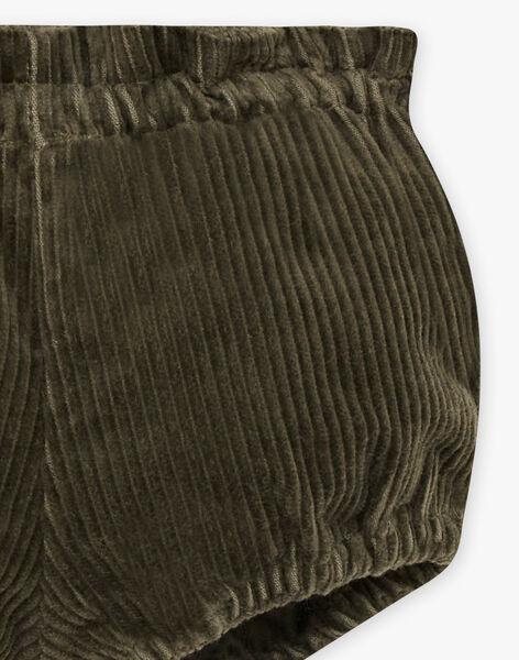 Bloomer velours côtelé DELPHY 21 / 21IV2211N25600