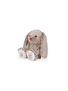 Peluche lapin sable 29 cm LAPIN SABLE M / 15PJPE008MPE808