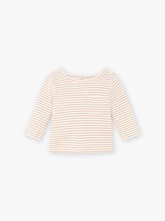 Tee-shirt rayé coton pima DIMY 21 / 21IV2311N0F114