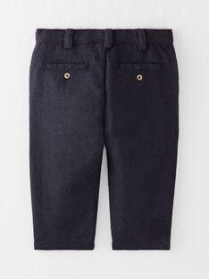 Pantalon Bleu marine BOA 20 / 20IU2082N03070