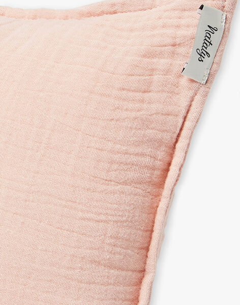 Coussin rose gaze de coton fille  KISHA-EL / PTXQ6211N99030