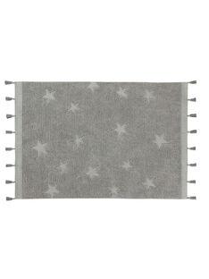 Tapis HIPPY STARS gris  TAP HIP GREY / 18PCDC020APD940
