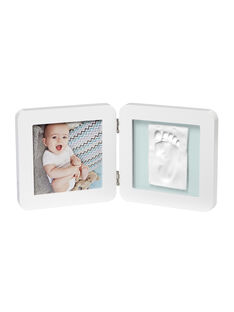 Cadre 2 volets My Baby Touch Blanc BABY TOUCH 2 BL / 19PCDC004APD000