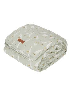 Couverture pure and soft oie 70x100cm COUV OIE 70X100 / 21PCTE005DEL999