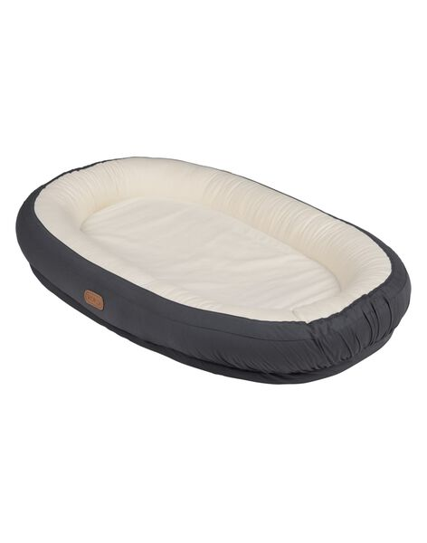 Baby nest care solid dark grey BBNEST CARE GRI / 21PCLT002ACL940
