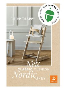 Coussin tripp trapp nordic grey COUS TRIP NORDC / 21PRR2007AMR940