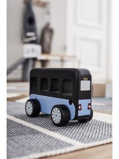 Bus Aiden bleu et noir BUS AIDEN / 18PJJO016JBO999