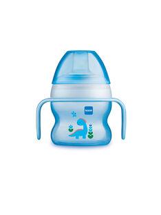 Tasse à bec souple bleue MAM  TASS BLEU MAM / 18PRR2018VAIC218