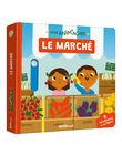 Livre Anim'agier Le marché ANIMAGIER MARCH / 18PJME005LIB999