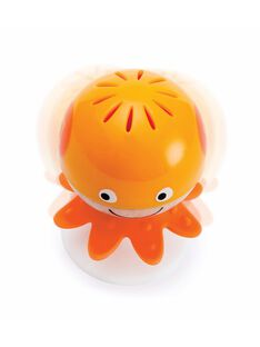Ensemble de 3 hochets animaux marins vert, bleu, orange HOCHETS MARINS / 18PJJO004AJV999