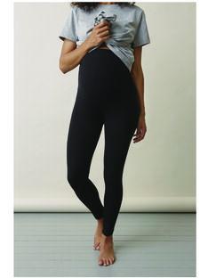 Legging de grossesse Boob noir NOOS BOLEGGINGS / PTXW2612N3A090