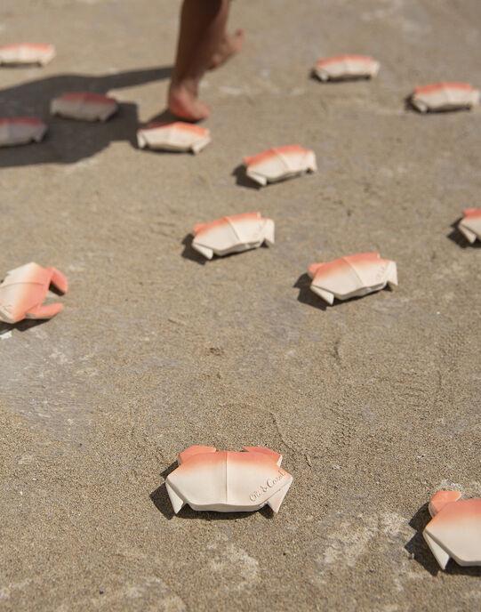 Jouet de dentition et de bain Crabe H2Origami 12 cm H2ORIGAMI CRABE / 19PJJO005AJV999