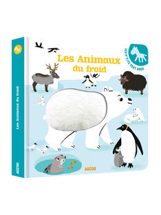 Livre Les Animaux du froid ANIM DU FROID / 18PJME009LIB999