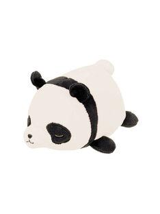 Peluche Bébé Panda 13 cm Trousselier noire & blanche dès la naissance PAOPAO NEMU 13 / 19PJPE007MIP999