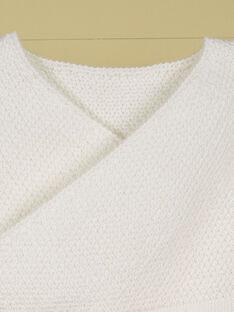 Brassière vanille en laine mixte TALIP 19 / 19PV2421N2A114