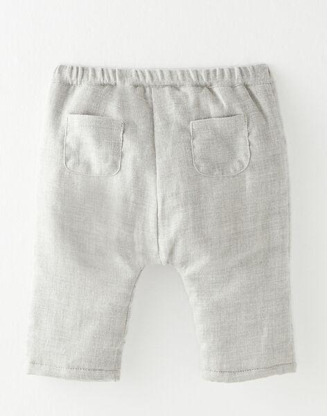 Pantalon Gris chiné BLAISE 20 / 20IV2352N03943