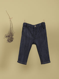 Pantalon bleu jean garçon TITI 19 / 19VU2022N03704