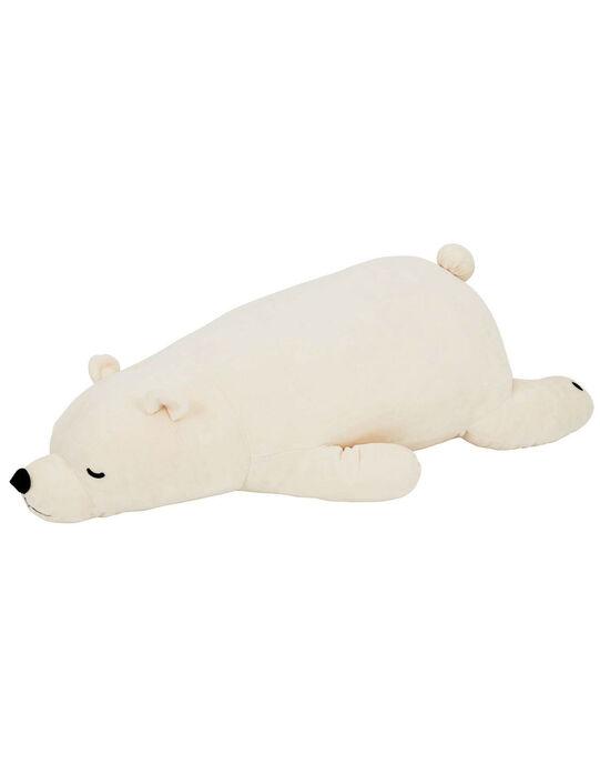 Peluche Ours blanc XXL 75 cm Trousselier dès la naissance SHIRO NEMU 70CM / 19PJPE003GPE999