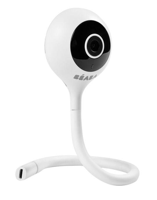 Ecoute-bébé vidéo ZEN Connect Béaba blanc 22,4x4,2x9,4 cm EBB ZEN BEABA / 19PSSE015SCD000