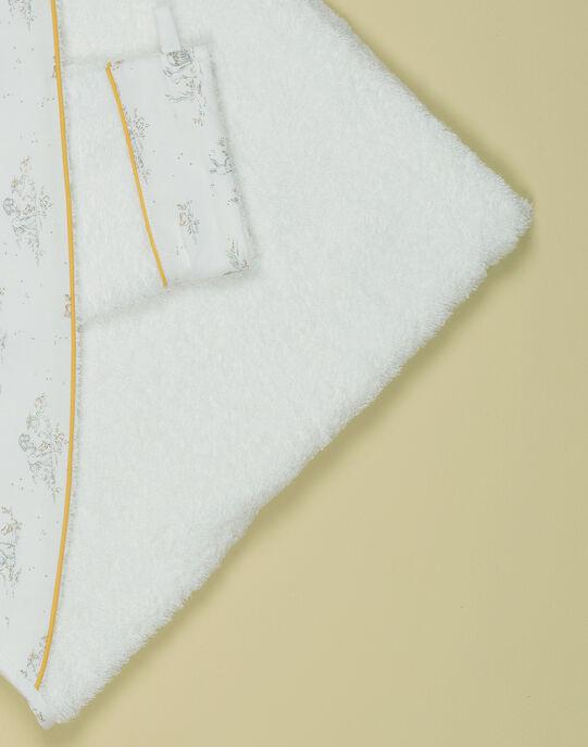 Pointe éponge vanille et imprimés mixte TABEPONGE 19 / 19PV5921N73114