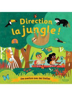 Direction la jungle DIRECTION JUNGL / 21PJME014LIB999