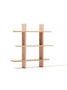 Etagère en bambou Kid's Concept marron 68x66x12 cm ETAGERE BAMBOU / 19PCMB001PMO999