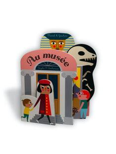 Imagier bebe au musee IMA BEBE MUSEE / 21PJME038LIB999