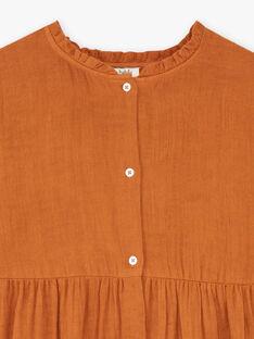 Robe coton biologique DASTIE 21 / 21IW2614N18804