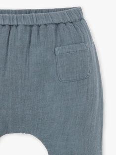 Pantalon gaze de coton biologique DATUM 21 / 21IV2311N03201