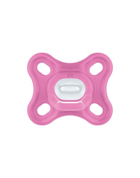 Sucette comfort 0+m fille silicone SU7 COMF FILLE / 20PRR1021SUC030