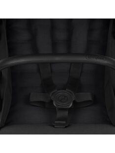 Poussette compacte beezy noir POUS BEEZY NOIR / 21PBPO003PCB090