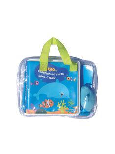 Livre de bain Hugo champion des sauts dans l'eau HUGO CHAM DES S / 14PJME008LIB999