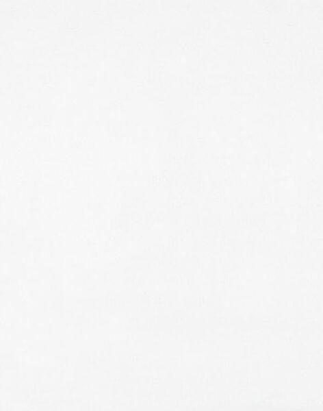 Taie d oreiller en jacquard fantaisie vanille mixte 60x40 cm  ADELIL-EL / PTXQ6411N86114