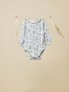 Body manches longues imprimé bébé fille  VIDARLINE 19 / 19IU1915N67006