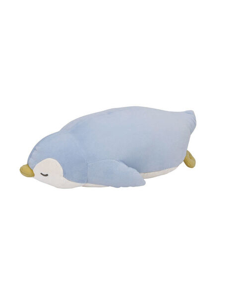 Peluche Pingouin 47 cm Trousselier grise dès la naissance ESKIMO NEMU 47 / 19PJPE007GPE999