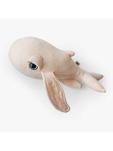 Peluche Baleine Lady mini 30 cm BigStuffed rose dès la naissance MIN LAD BALEINE / 19PJPE012MPE999