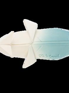 Jouet de dentition et de bain Baleine H2Origami 12 cm H2ORIGAMI BALEI / 19PJJO006AJV999